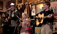David Hold and The Snyder Family Band at the Cook Shack