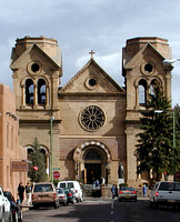 Cathedral Church of St. Francis of Assisi in Santa Fe
